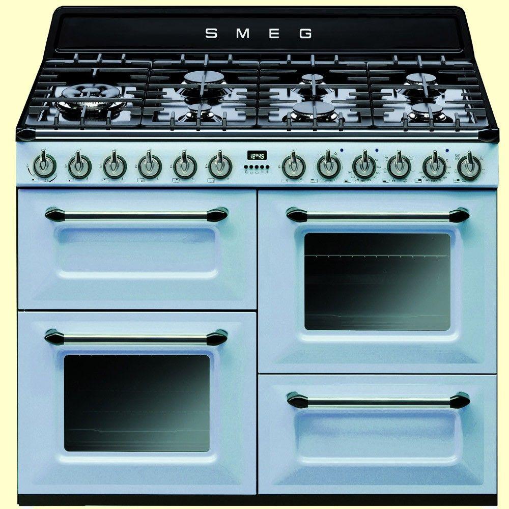 Smeg TR4110AZ 110cm Victoria Range Cooker | kitchen | Pinterest ...