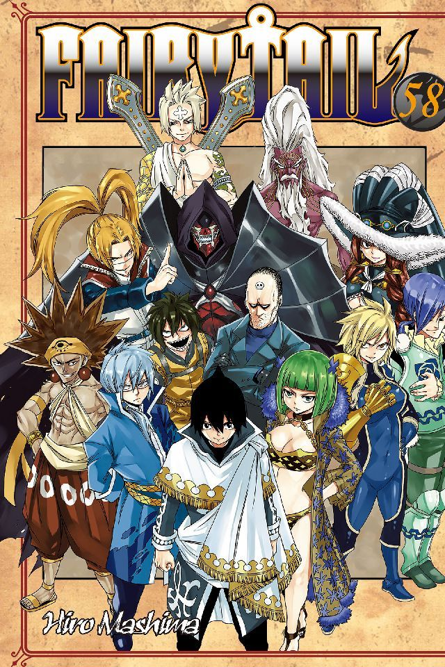 Fairy Tail Vol 58 Comics By Comixology Fairy Tail Manga Fairy Tail Anime Fairy Tail Art