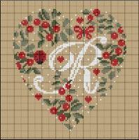"Gallery.ru / mornela - Альбом ""Coeurs Alphabet"""