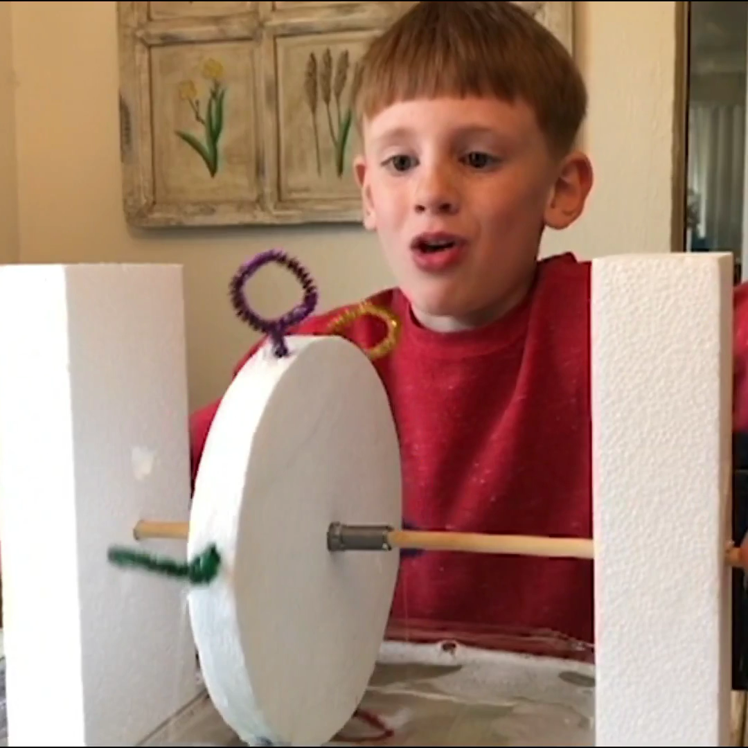 Engineer this awesome bubble blower machine with kids! This is a fun and educational project. It's great for science experiments and STEM projects. #scienceexperiment #stemproject #bubbles #kidsactivities #summerfun