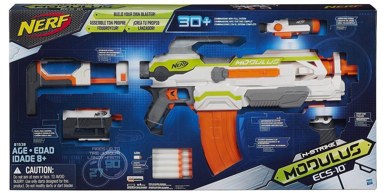 nerf modulus ecs 10 blaster box nerf n-strike modulus