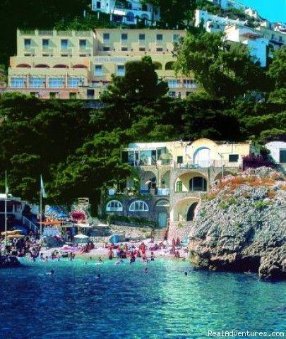 Hotel Beach Weber Ambador Campania Naples Capri Italy Hotels Resorts