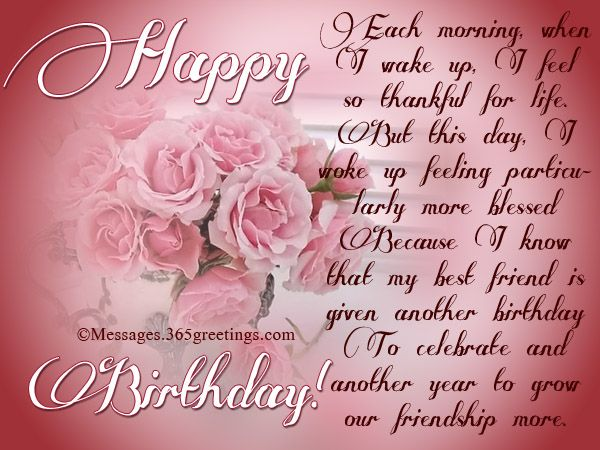 Inspirational Birthday Messages – Birthday Greetings for Her
