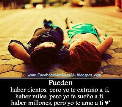 extrano photos for facebook | ... el y tu | Frases Romanticas para Facebook | Imágenes de Amor Fbn21