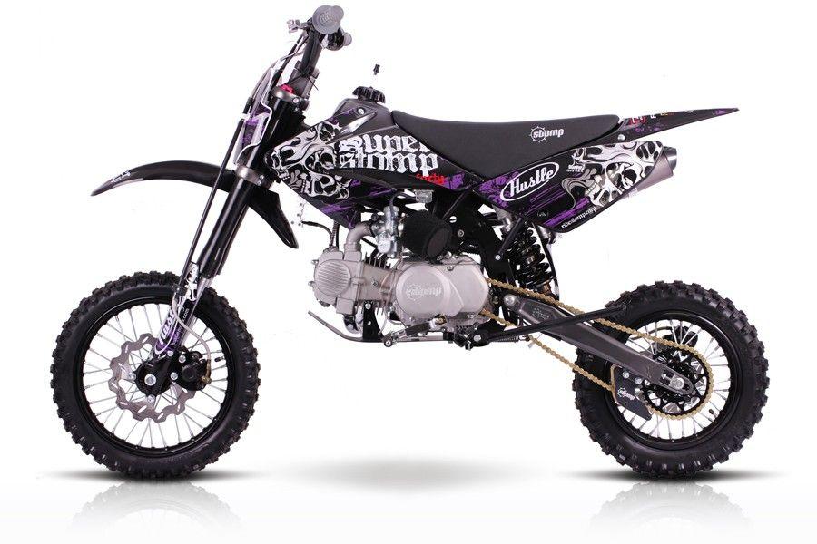 Stomp Z140 Crf70 Pit Bike Pit Bike Bike Custom Dirt Bike