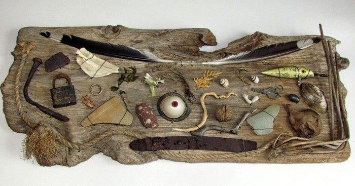 Basteln Mit Treibholz treibholz deko basteln mit naturmaterialien 8 basteln mit