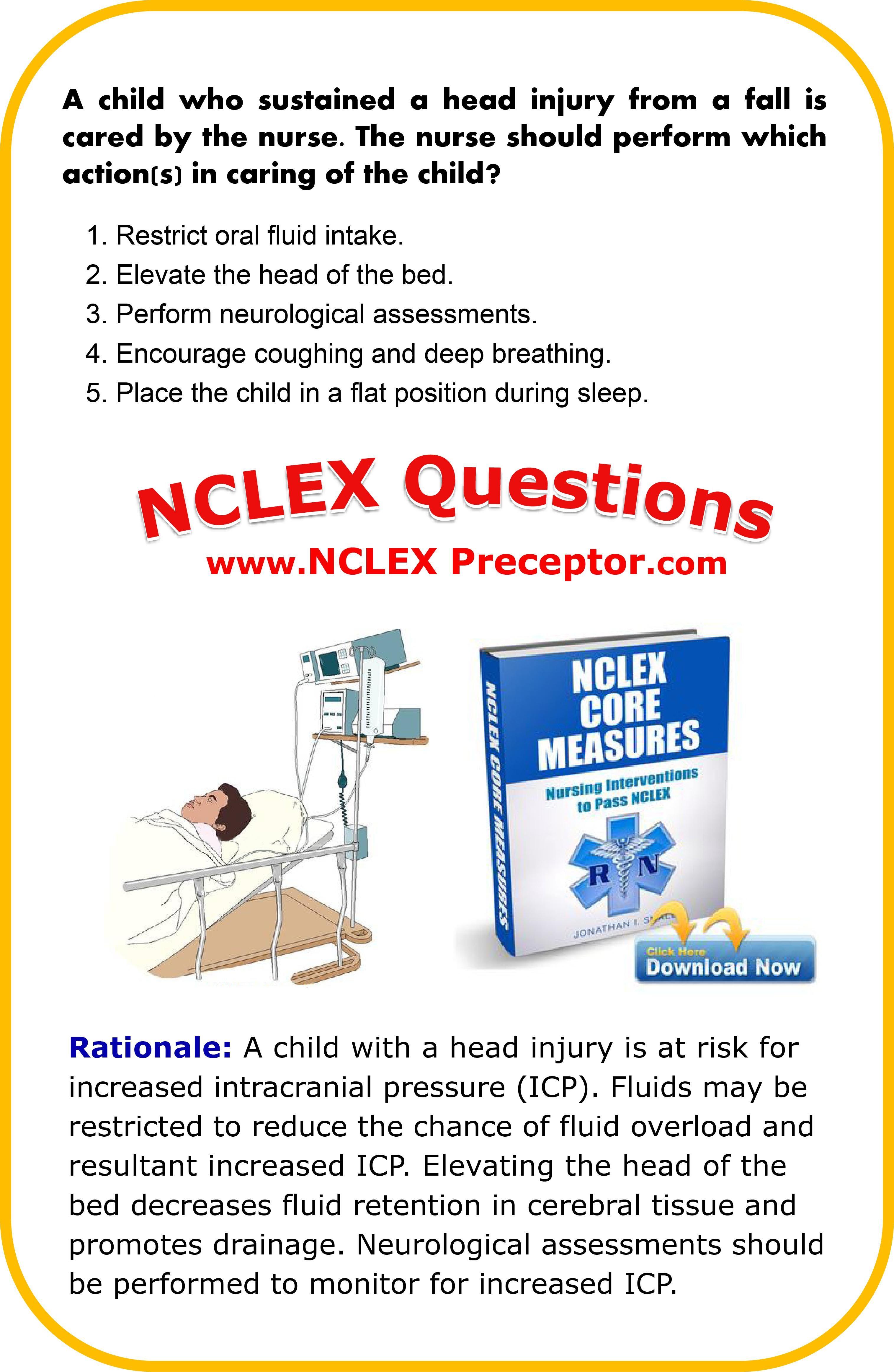 Tips for registered nurses passing NCLEX  Bonus practice