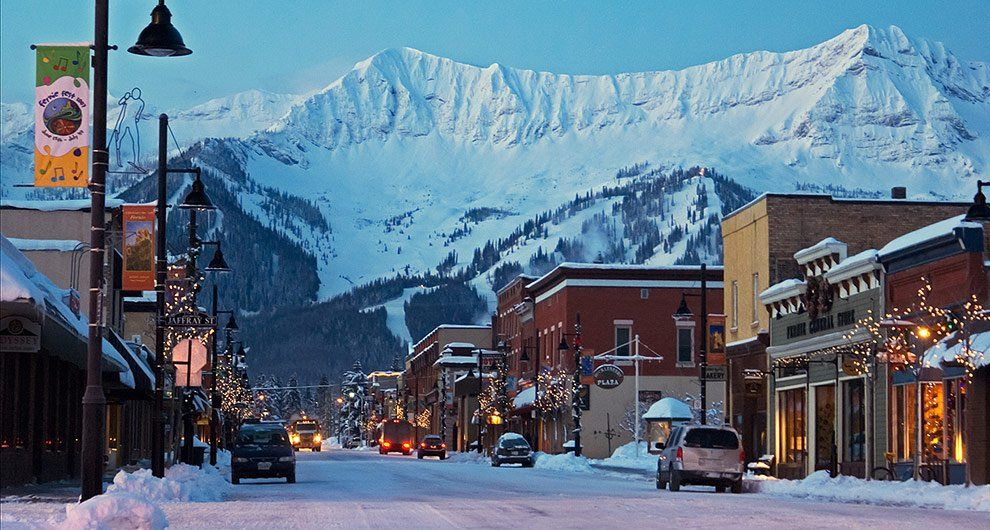 Fernie (BC) Canada  city photos : Fernie, BC Canada | Winter Walker | Pinterest