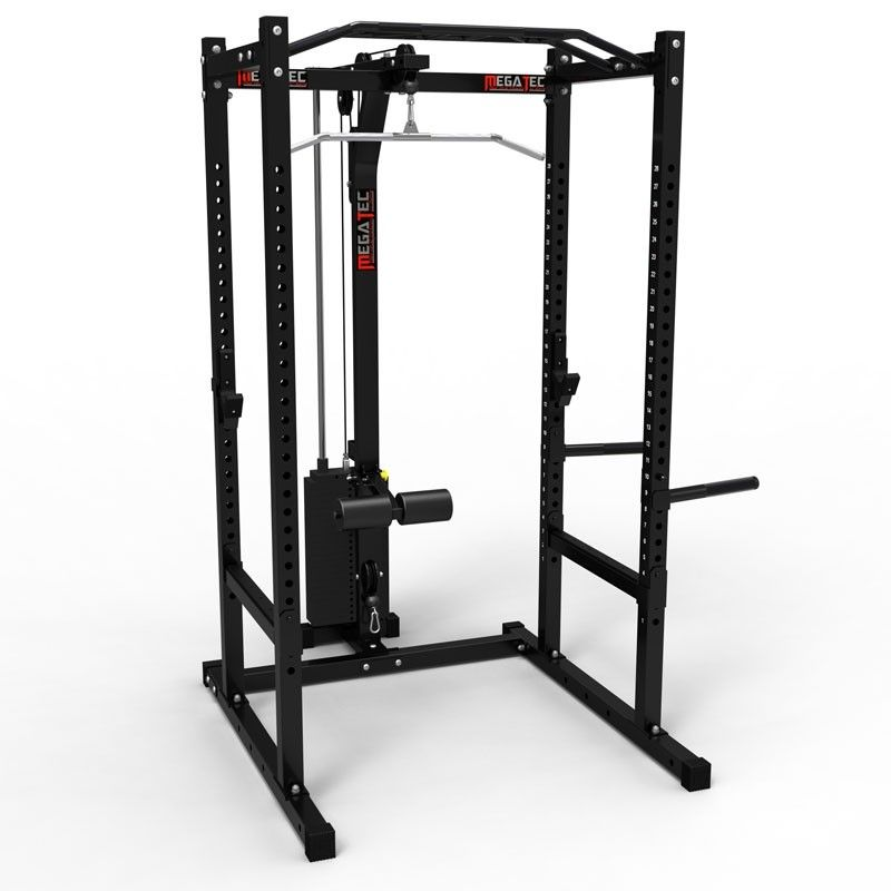 atx power rack prx 650 lat pulley met