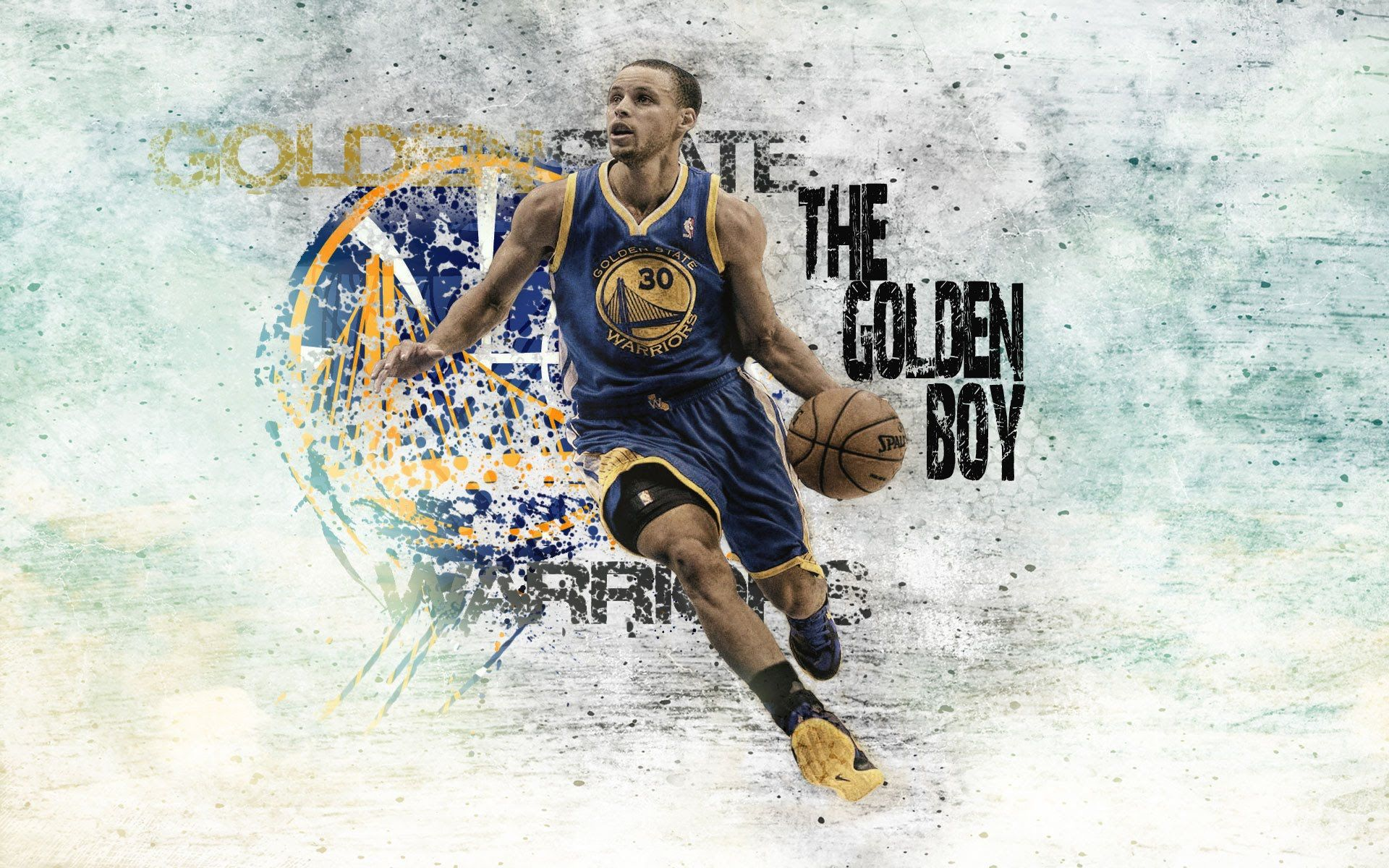 Stephen Curry 2015 The Golden Boy As They Call Him Stephen