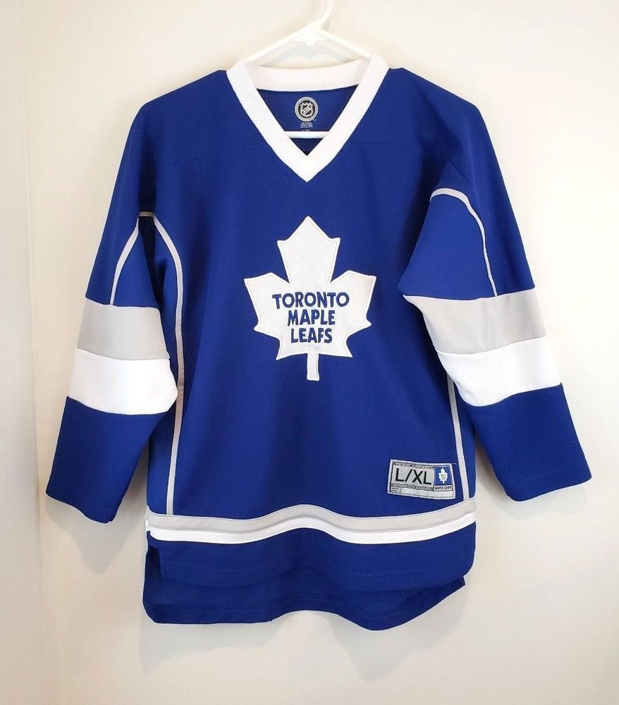 low priced 0ee97 9de32 Toronto MAPLE LEAFS NHL Jersey #81 Phil KESSEL Replica Size ...