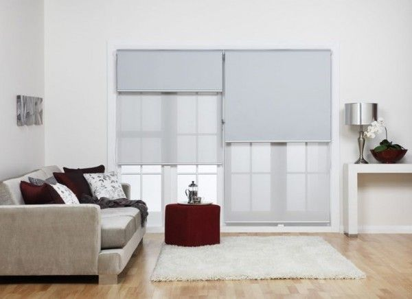 Modernas Enrollable, Dobles y Cortinas