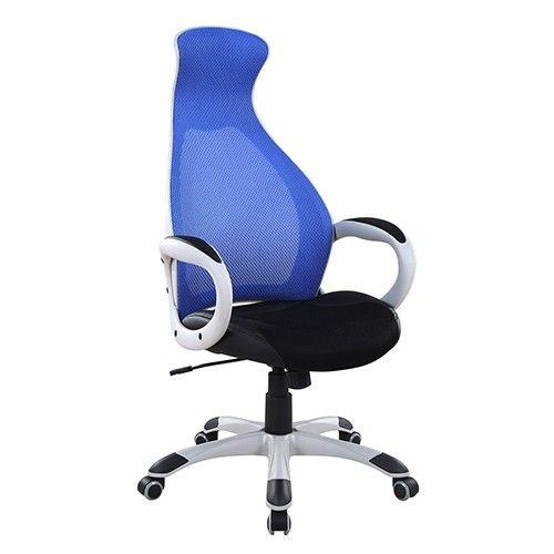 Zorko Flex Mesh fice Chair Blue Milan Direct