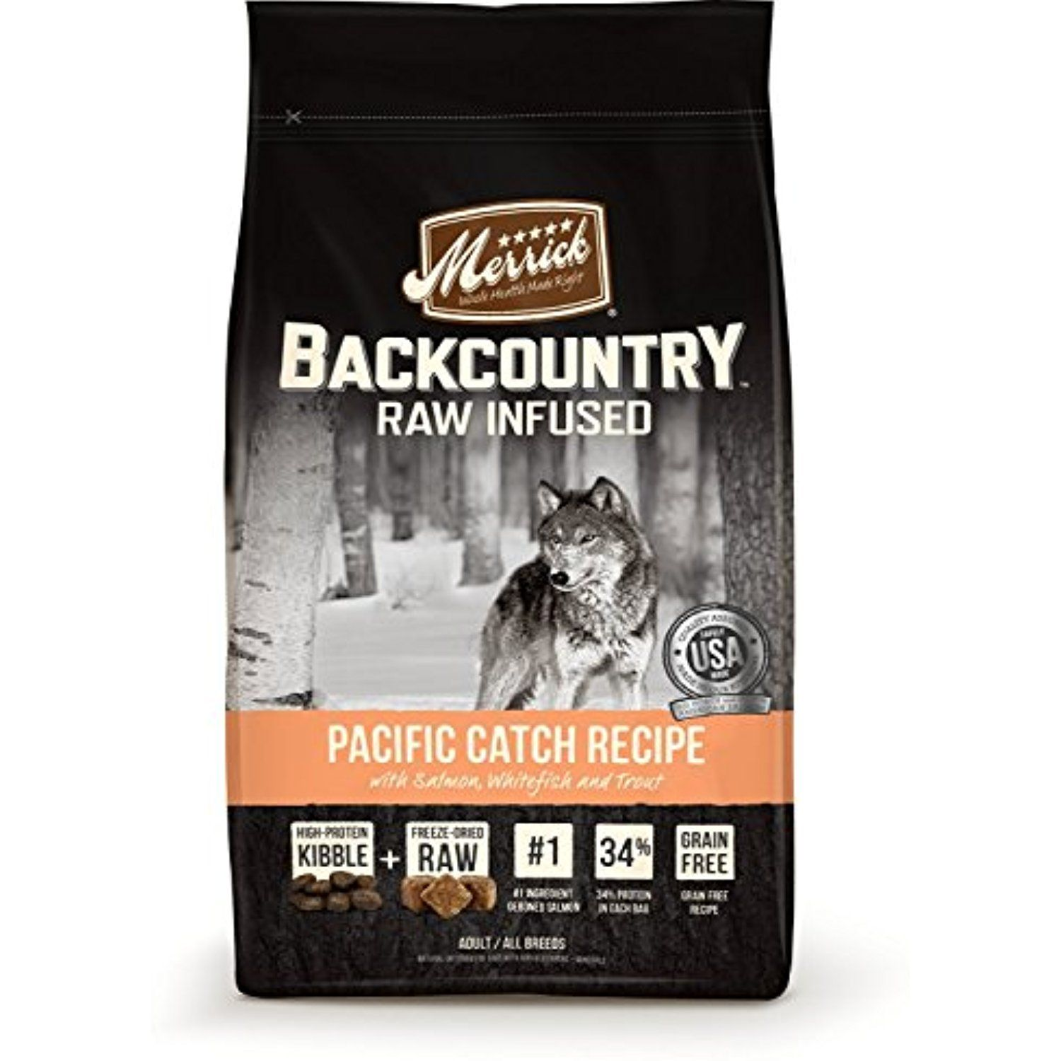 american journey puppy food large breed
