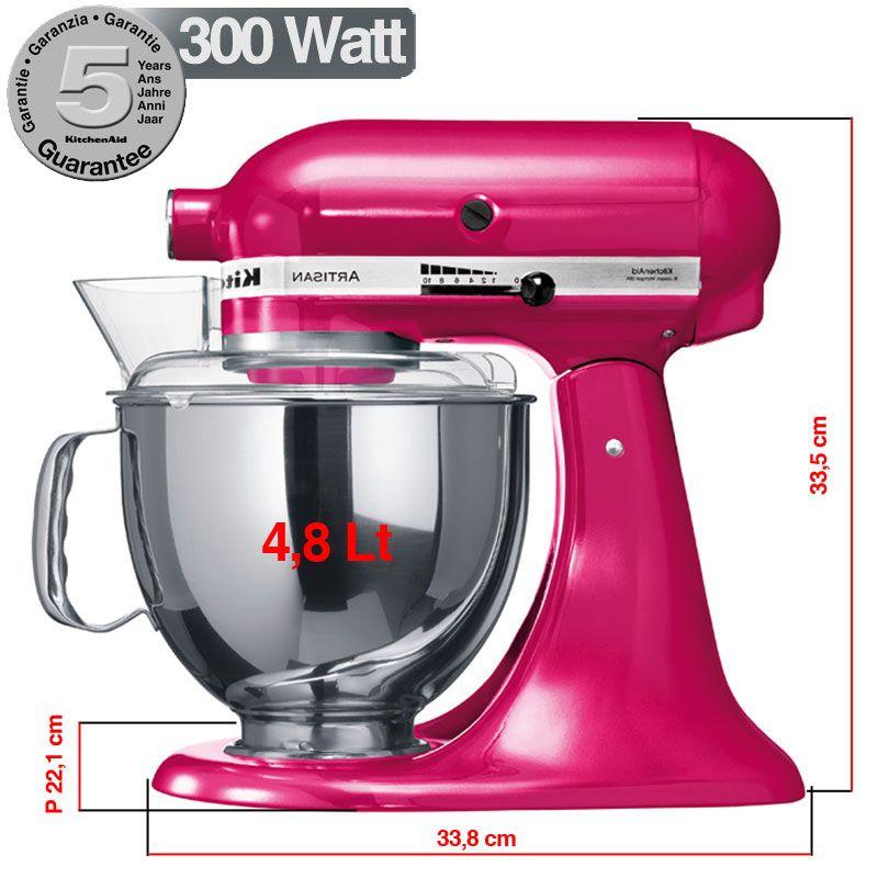 Merece la pena comprar un robot kitchenaid kitchen aid - Robot de cocina batidora ...