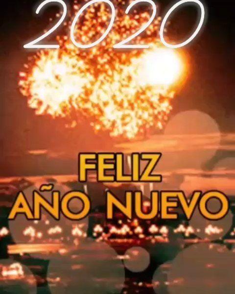 Oscar Diaz Feliz Año 2020 les deseamos a todos aquellos que crelleron en nosotros y con su apoyo h