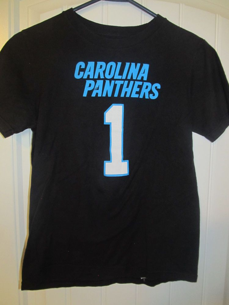 100% authentic ab4d8 10e9f Cam Newton - Carolina Panthers jersey / shirt - youth medium ...
