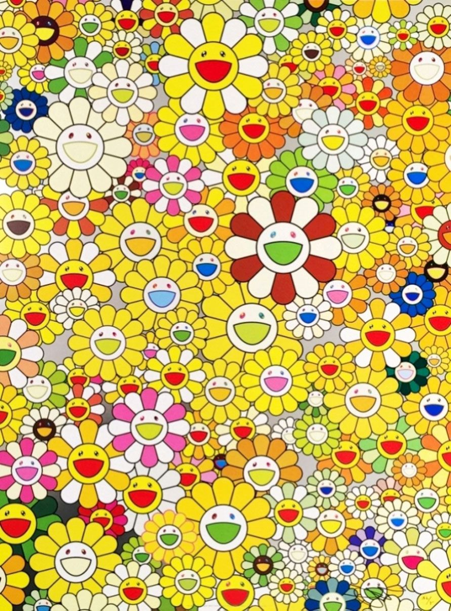 56fba65f31ed Takashi Murakami - Homage to Yves Klein