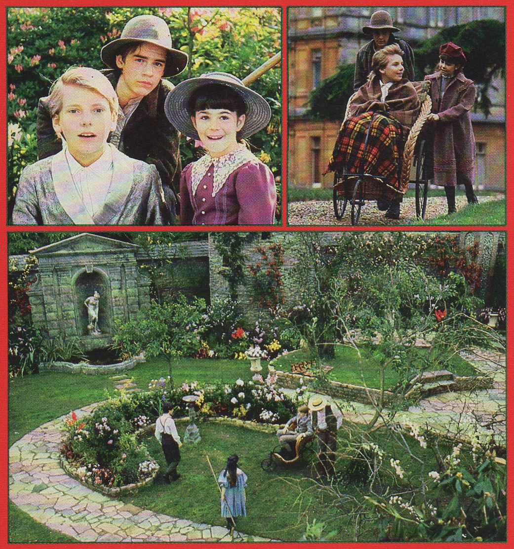 The Secret Garden Hallmark 1987 Film inspiration, Secret