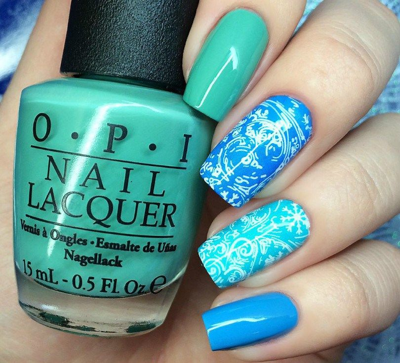 55 Stunning Nail Art & Designs 2016 | Amazing nails and Appointments