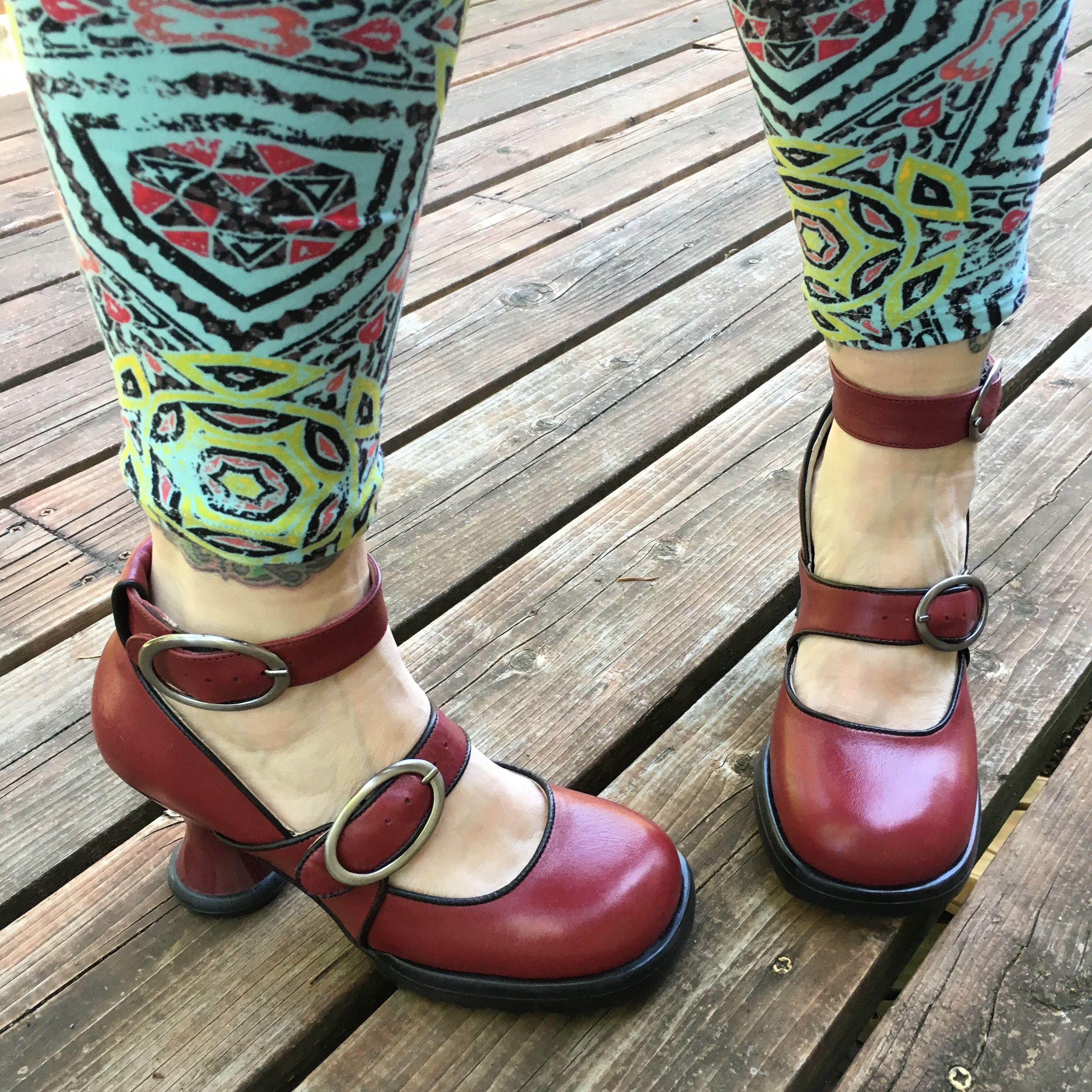 0ac061f386e94 Fluevog Dollface | My Fluebabies | Mary janes, Fashion, Flats