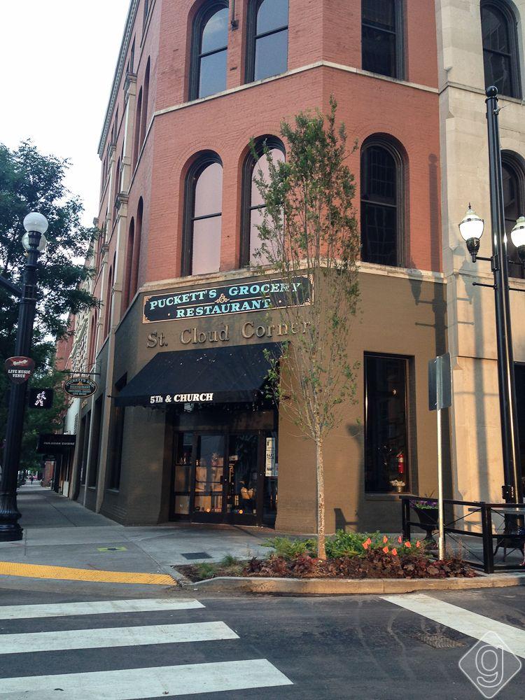 Puckett S In Downtown Nashville Best Breakfast Http Nashvilleguru