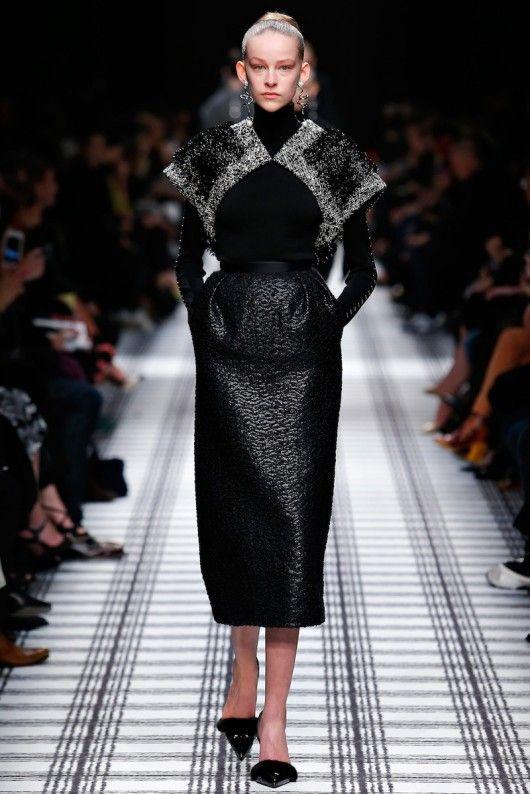 Balenciaga Herfstwinter 2015 16 11 Shows Fashion Fw2015