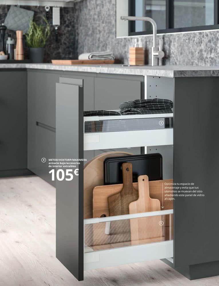 Cocinas Ikea 2020 2019 Todas Las Imagenes Y Precios Brico Y Deco Ikea Kitchen Design Modern Kitchen Design Kitchen Room Design