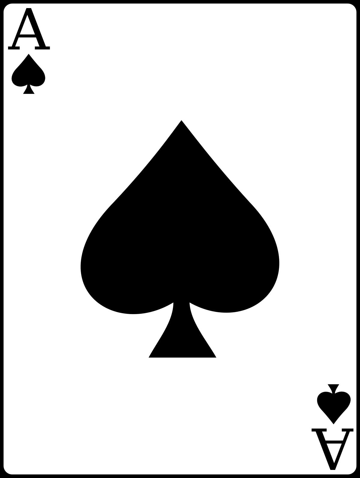 Spades Wikipedia Ace Of Spades Tattoo Ace Tattoo Ace Card