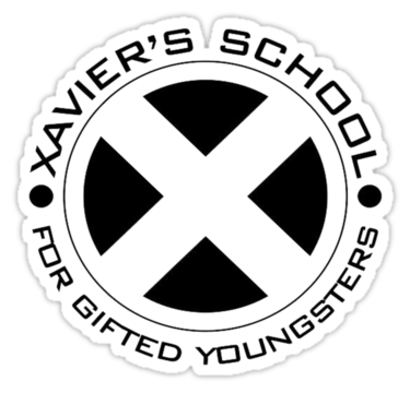 Xavier S School Sticker By Greenlong87 X Men School Stickers Unique Tattoos