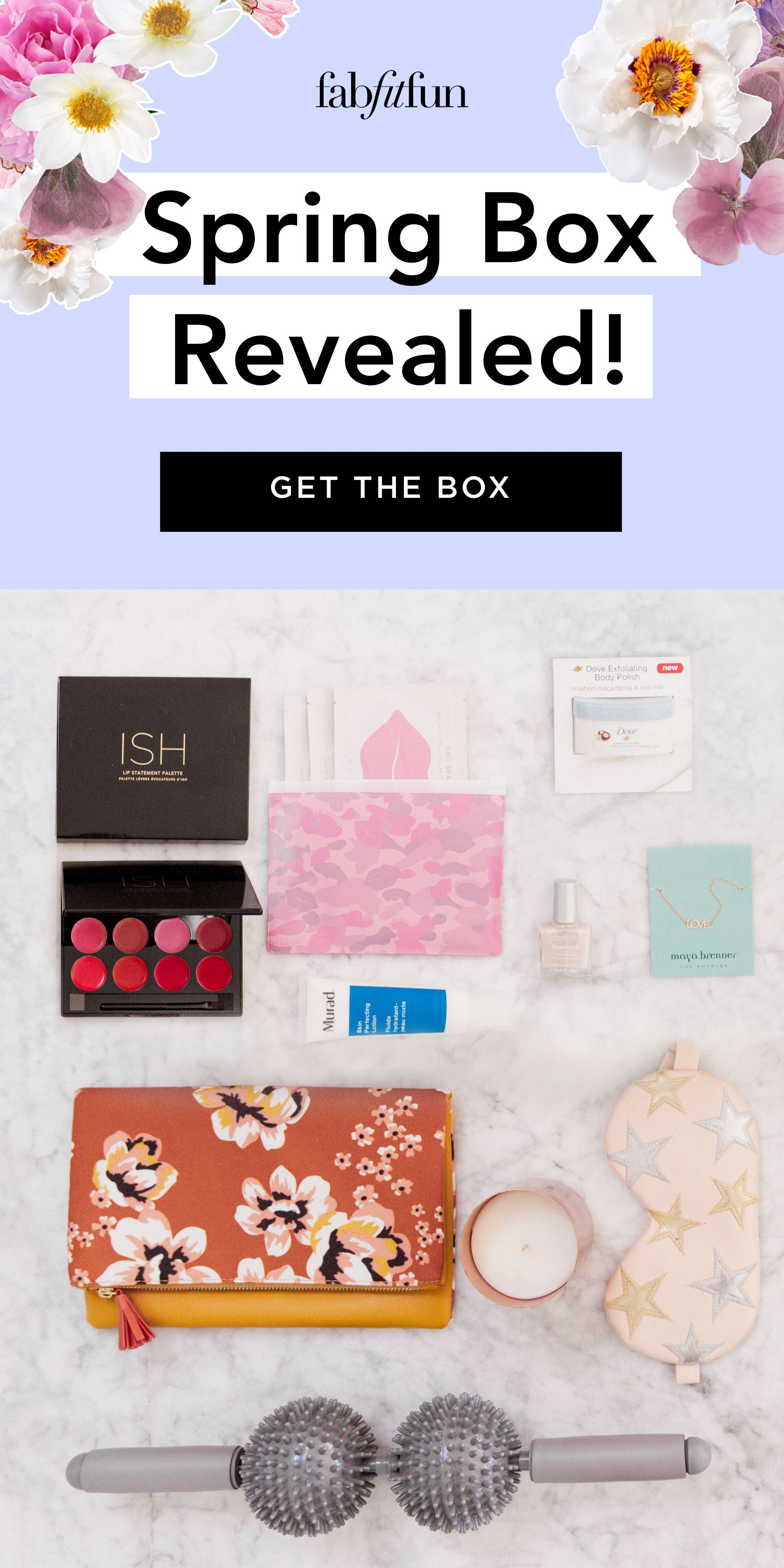get the fabfitfun spring box today just with code bright hurry this won 39 t last long. Black Bedroom Furniture Sets. Home Design Ideas