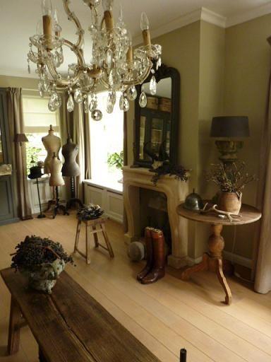 woonkamer engelse stijl living pinterest. Black Bedroom Furniture Sets. Home Design Ideas