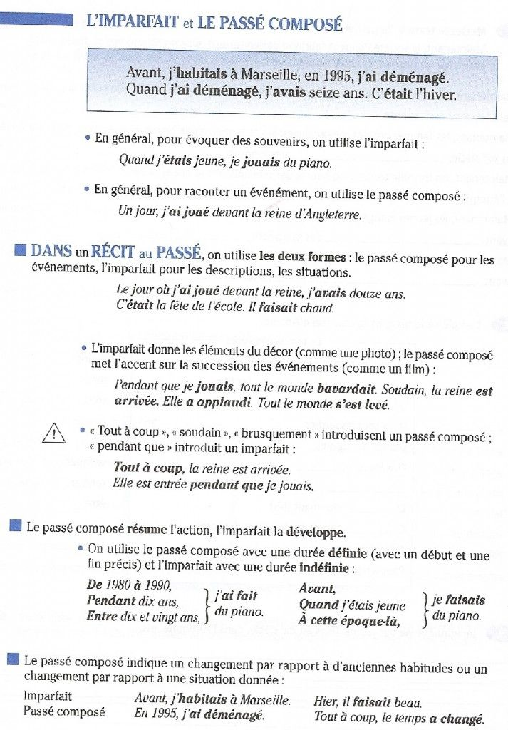 Impft Pc 713x1024 Jpg 713 1 024 Pixels Learn French French Grammar French Lessons