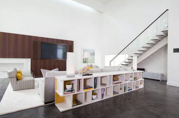 b cherregale selber bauen hausbibliothek in jedem zimmer einrichten regal b cherregal. Black Bedroom Furniture Sets. Home Design Ideas