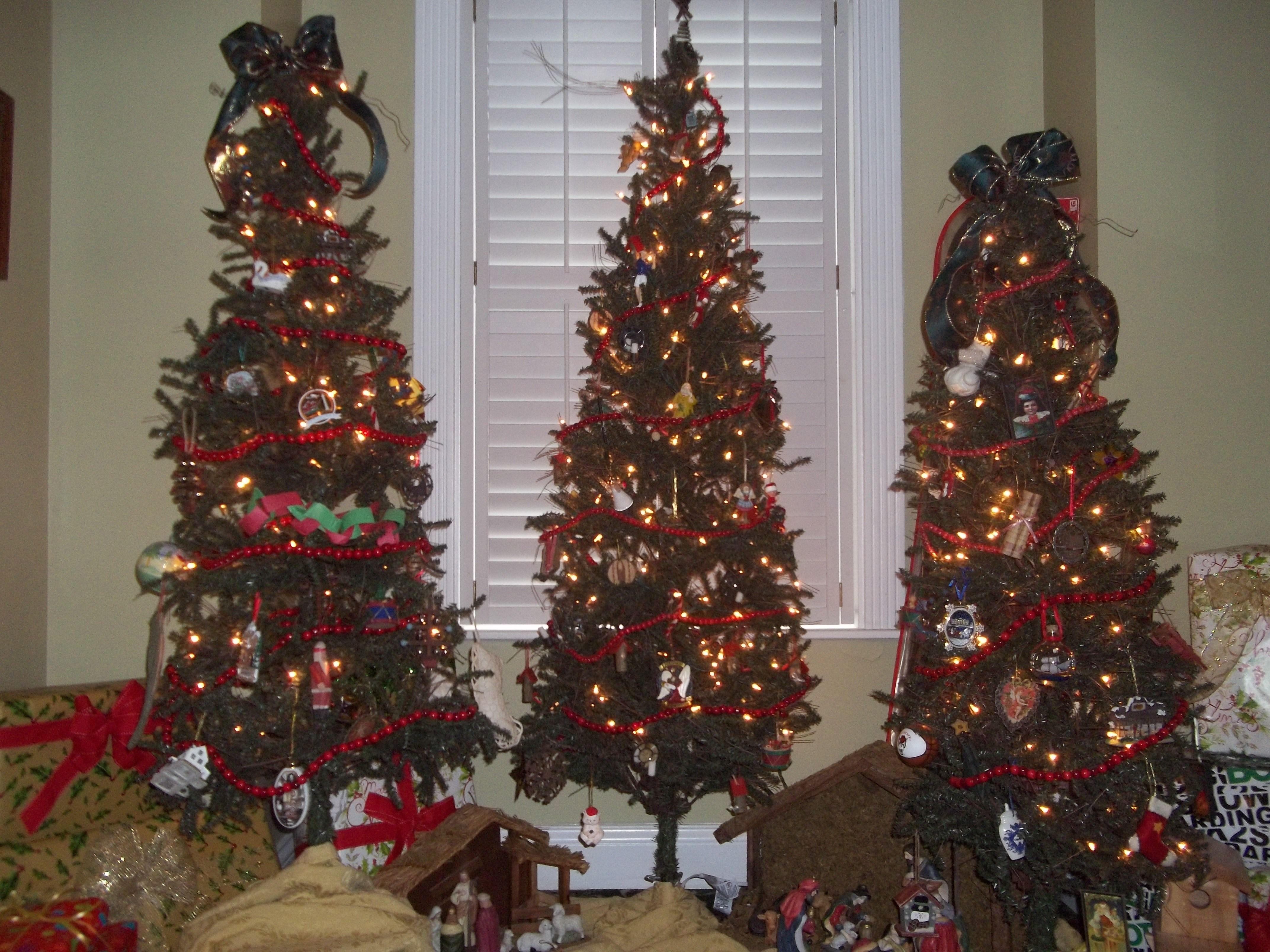 German Twig Trees Twig Treechristmas Decorations