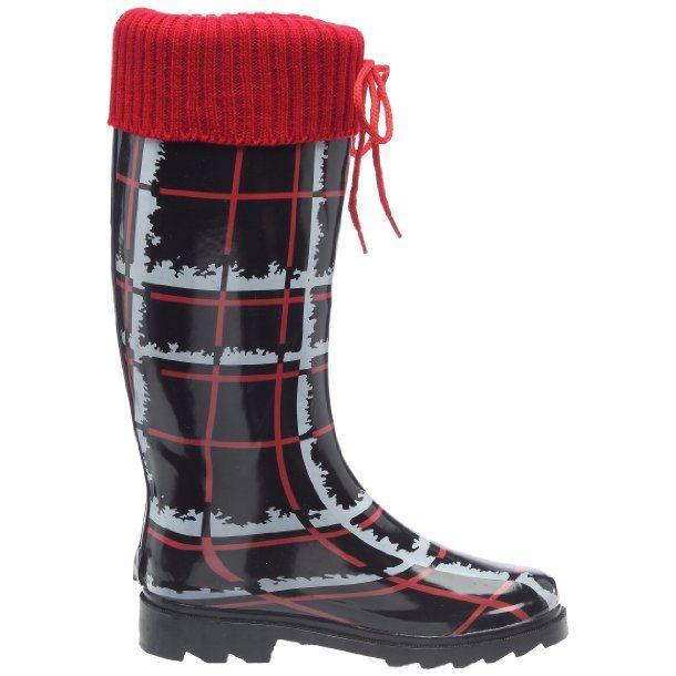 80e8596e1ff955 Jardy Cousto, Bottes de pluie femme: Amazon.fr: Chaussures et Sacs ...