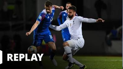 Islande France Voir le résumé du match en vidéo L