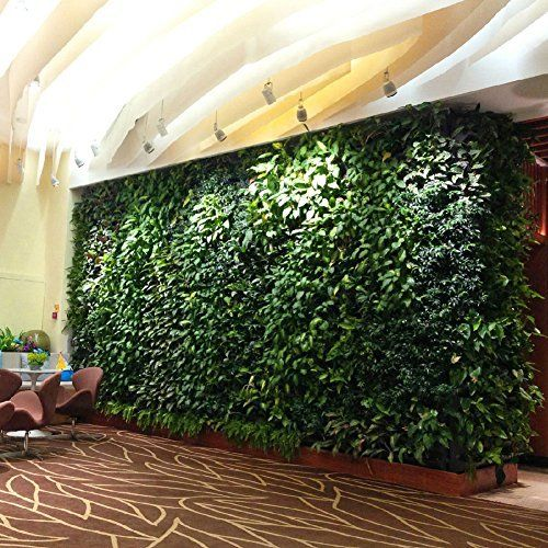 Windscreen4less Expandable Artificial Leaf Leaves Faux Ivy Privacy ...