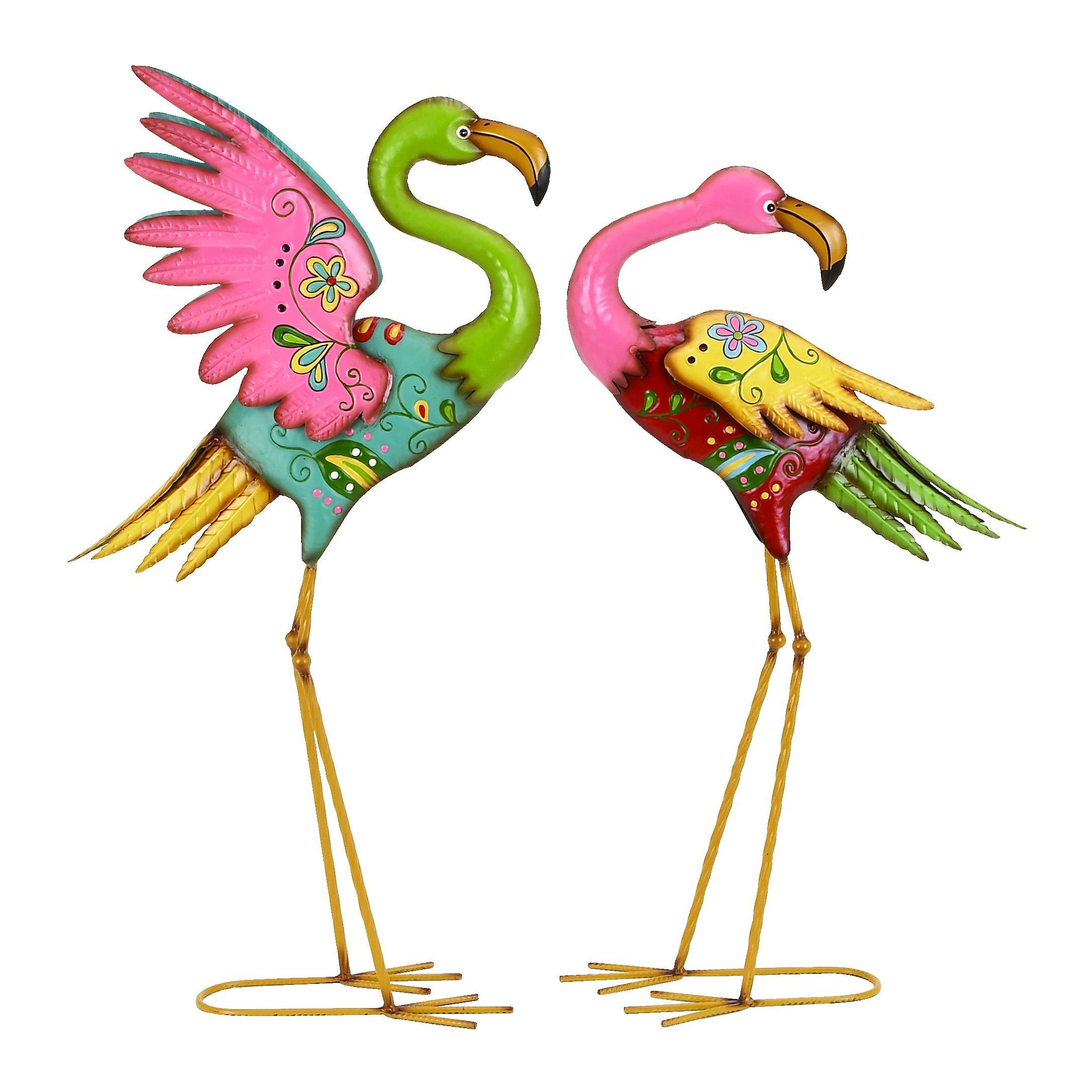 flamingo landscape simulation handicraft wedding accessories scenery garden party courtyard product store sculpture plastic flags hot decorations cement