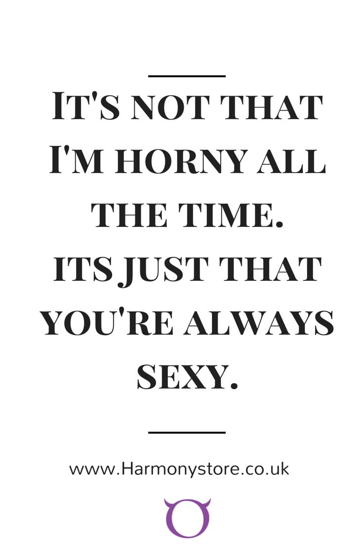 Ugh I Am So Horny Right Now