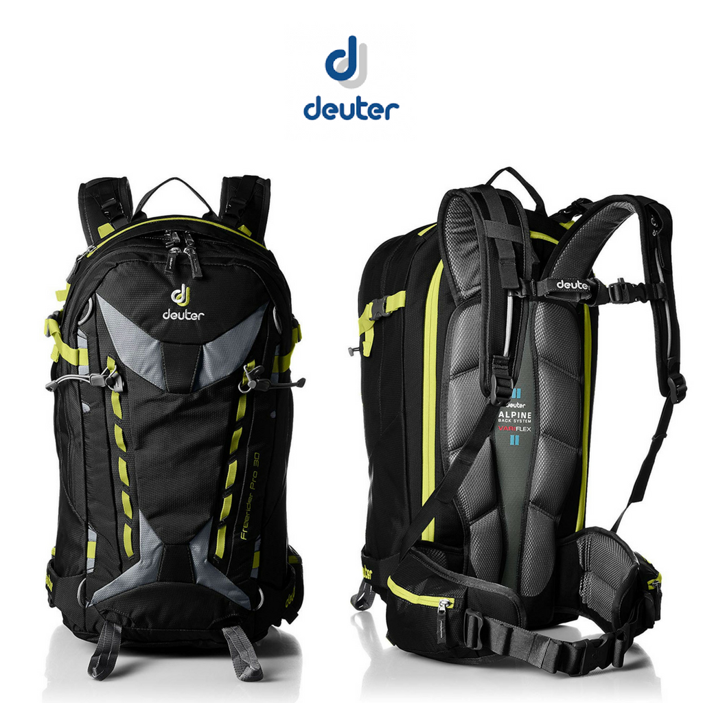 2e4b64ff8dca Take your gear storage to the next level with the Deuter Freerider Pro 30  Backpack! #Deuter #Freerider #Pro #Backpack #Bag #Gear #Storage