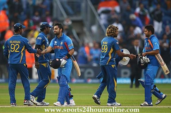 India vs Sri Lanka Live Cricket Match Streaming, Score