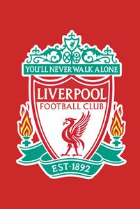 The Easiest Logo Liverpool Fc {Tiburon Es Rojos}