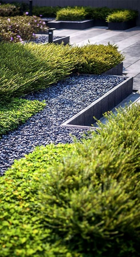 Modern Zen Gardens Usually Serve As An Addition To A 400 x 300