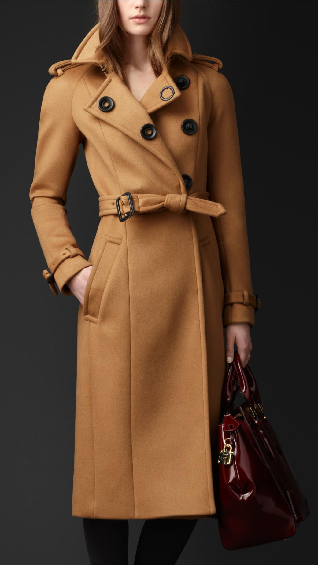 Women's Clothing | Burberry | Coats, Trench and Cashmere