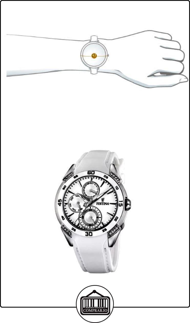 86721b0b8322 FESTINA F16394-1 - Reloj de mujer de cuarzo