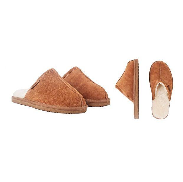 BARGAIN Men's Sheepskin Slippers NOW £29.99 At GROUPON - Gratisfaction UK Bargains #slippers #sheepskin