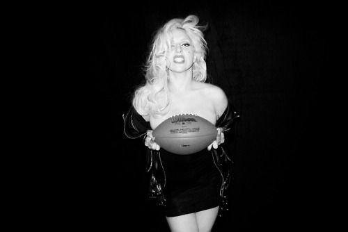 Terry Richardson AND Gaga. LOVE!