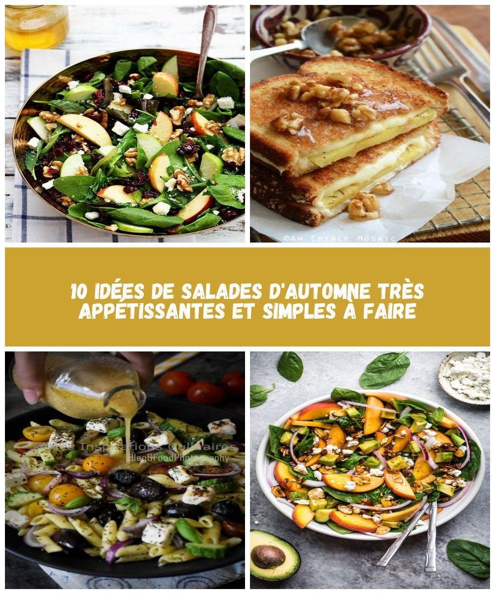 Salade pommes et noix salate,salad 10 idées de salades d'automne très appétissantes et simples à faire #saladeautomne Salade pommes et noix salate,salad 10 idées de salades d'automne très appétissantes et simples à faire #saladeautomne