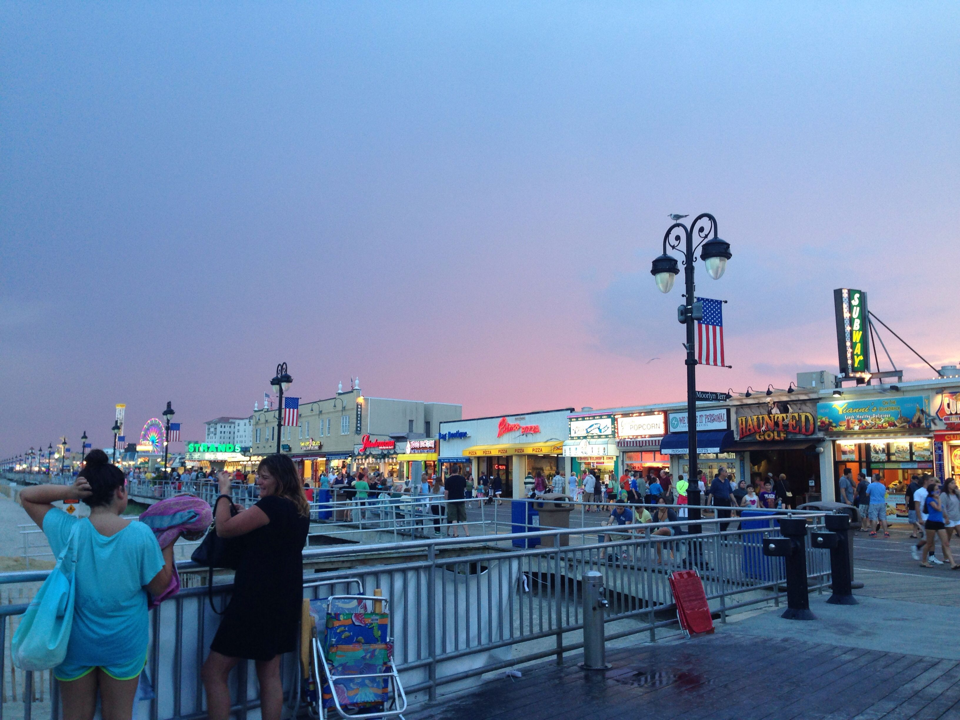 ocean city new jersey memorial day weekend